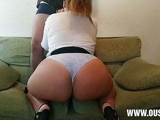 amazing ass fucked perfect on sofa